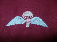 British Army Parachute Regiment Jump Wings Polo Shirt Great Quality
