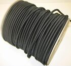 500 Feet of 1/4 inch Black Nylon Bungee for Kayaks, Canoes or Boats