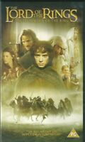 THE LORD OF THE RINGS - FELLOWSHIP - VHS VIDEO