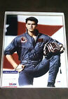 TOM CRUISE SIGNED TOP GUN 11X14 PHOTO PSA/DNA WITH PROOF