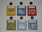 POKEMON GOLD, SILVER, YELLOW, Etc BATTERY REPLACEMENT SERVICE WORLDWIDE SHIPPING