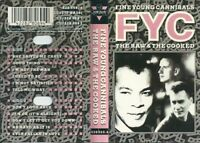 FINE YOUNG CANNIBALS - THE RAW & THE COOKED - CASSETTE TAPE ALBUM