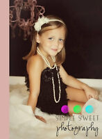 Petti Romper Outfit 27 Colors To Pick From - 5 Sizes - Photography Prop