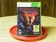 Resident Evil: Operation Raccoon City (Xbox 360, 2012)  *** Factory Sealed ***