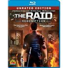THE RAID REDEMPTION UNRATED (2012) BRAND NEW SEALED REGION FREE BLURAY