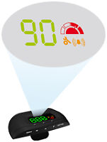 Valeo Speed Viseo Nomad - GPS HUD Head Up Display - Easy to fit! - FREE DELIVERY