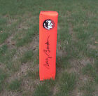 Florida State BOBBY BOWDEN Signed Autographed Football Pylon COA! PROOF!