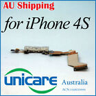 White Replacement Part Charging Flex Cable Dock Connector Assembly for iPhone 4S