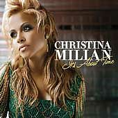"""It's About Time by Christina Milian (CD, Jun-2004, Island) """"MUSIC DISC ONLY!"""""""