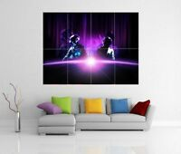 DAFT PUNK GIANT WALL ART PICTURE PRINT POSTER G28