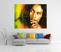 BOB MARLEY GIANT WALL ART PICTURE PRINT POSTER G29