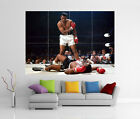 MUHAMMAD ALI VS SONNY LISTON GIANT WALL ART PICTURE PRINT POSTER G22