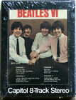 THE BEATLES VI NEW SEALED 8 TRACK CARTRIDGE TAPE Difficult To Find Last One
