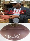 OJ OTTIS ANDERSON,NEW YORK GIANTS,CARDINALS,SIGNED,AUTOGRAPHED,FOOTBALL,PROOF