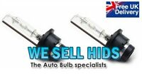 D2S HID Xenon 5000K Bulbs white OEM Replacement Phillips MERCEDES  VW  AUDI R32