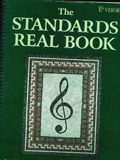 The Standards Real Book (Alto / Baritone Saxophone & Guitar) SHER33