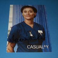 SUZANNE PACKER GENUINE SIGNED AUTOGRAPH 6x4 CAST CARD CASUALTY TESS BATEMAN +COA
