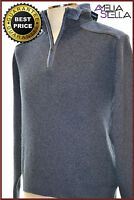 PAUL & SHARK YACHTING PULLOVER Size S Col. 056 COOL TOUCH Code I07P1003