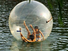 1.5M Water Walking Roll Ball Inflatable Zorb ball Germany Imported TIZIP Zipper