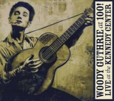 Various - Woody Guthrie: At 100! (live A NEW CD