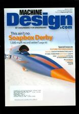 2009 Machine Design.com: Future Technologies/Biofuels/Wave Energy