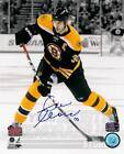 Zdeno Chara Boston Bruins Signed Autographed Spotlight Home Action 8x10