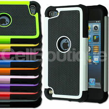 Triple ShockProof Case Cover For IPod Touch 4th 5th Generation Gen