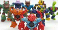 1986 Battle Beasts Action figures Takara Shool Fly Sailor Condorassin Danger Dog