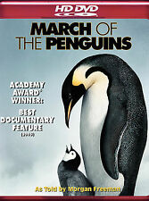March of the Penguins (HD DVD, 2007)