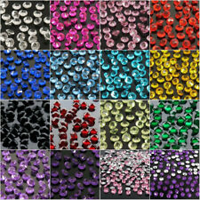 2000pcs  4.5mm Diamond Table Confetti Decoration Scatters Wedding Party Crystals