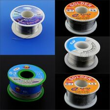 0.3/0.6/0.8mm 63/37 Rosin Core Solder Wire Cable Soldering Iron Tin Flux Solder