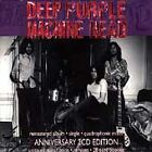 2 CD w/ slipcover * Machine Head [Anniversary Edition] by Deep Purple / booklet