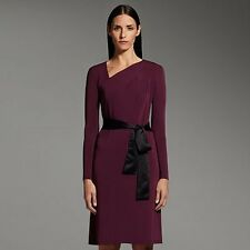 Classy Flattering Narciso Rodriguez for DesigNation Pleated Shift Dress XS, S