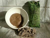 RHASSOUL (GHASSOUL)  MOROCCAN CLAY 500g / FACE MASKS HAIR CLEANSING SKIN