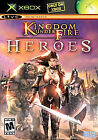 Kingdom Under Fire: Heroes (Xbox, 2005) Video Game Disc Only