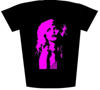 Blondie/Debbie Harry - Cool Retro Ladies Rock Music T-Shirt
