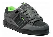 Scarpe Skate Globe Shoes FUSION Charcoal Night Green Zapatos Schuhe Chaussures