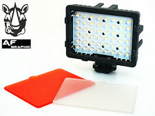 R6a High Power Digital Camera Camcorder Dimmable Lighting LED Video Light / Lamp