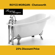 Royce Morgan Chatsworth Free Standing Bath 1530mm