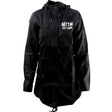 Married To The Mob Women Arch Mob Parka Jacket black