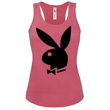 play boy tank top womens t shirt clothes