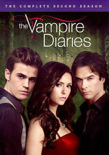 Vampire Diaries: Season 2 (DVD, 2011, 5-Disc Set)