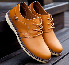 2015 New Suede European style leather Shoes Men's oxfords Casual Fashion shoes