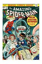 The Amazing Spider-Man #131 (Apr 1974, Marvel) No Cover. MY UNCLE.MY ENEMY?