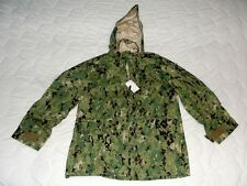 MANY SIZES -US Navy NWU Type III Goretex Parka Waterproof Rain Jacket Green AOR2