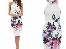 New Women's Summer Sexy Floral Casual Party Evening Cocktail Short Dress