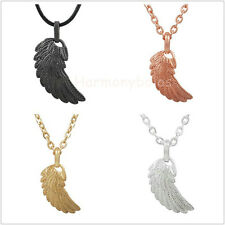 4 Colors Angel Wing Pendant Sterling Silver Gold Wing For Harmony Ball Necklace