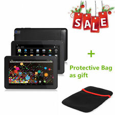 "9"" Google Android 4.4 A33 Quad Core 16G Pad Dual Camera Wifi Bluetooth Tablet PC"