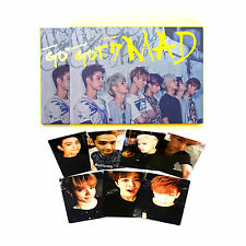 [GOT7]4th Mini Album-MAD(If you do)/Horizontal version.+Free gifts/Poster