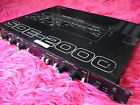USED ROLAND SDE 2000 SDE-2000 DIGITAL DIMENTIONAL SPACE DELAY